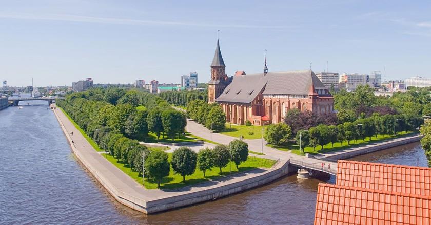 15 Tempat Wisata Di Kaliningrad Rusia Bernuansa Sejarah