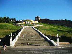 tangga Chkalov