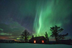 Aurora, Norwegia