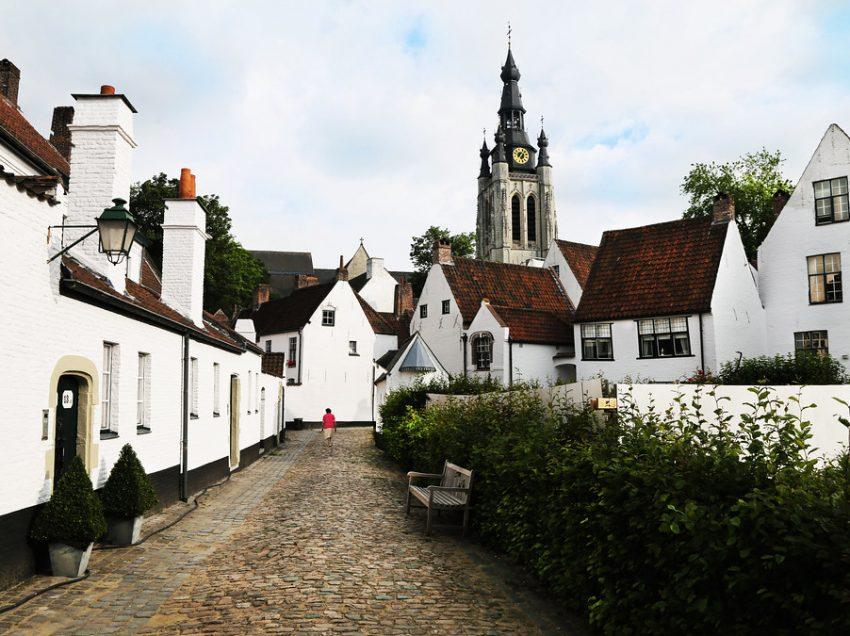 14 Tempat Wisata Di Kortrijk Belgia Yang Wajib Dikunjungi