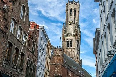 18 Tempat Wisata Di Brugge Belgia Paling Mempesona