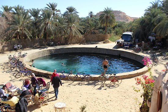 12 Tempat Wisata Di Siwa Oasis Mesir Yang Wajib Dikunjungi