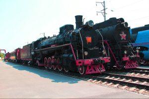 Open-Air Musuem of Railway Equipment
