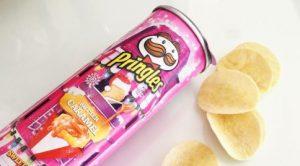 Pringles-caramel
