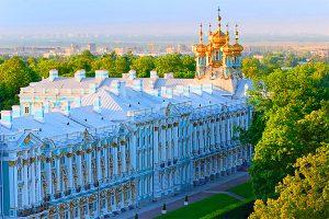 Tsarskoye Selo State Museum Preserve