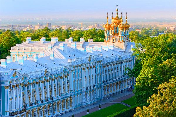 18 Tempat Wisata Di Pushkin Rusia Paling Populer