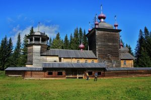Vodlozersky National Park