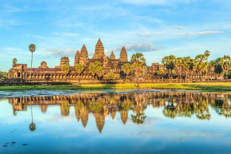 14 Tempat Bersejarah Di Kamboja Favorit Sejarahwan Dunia