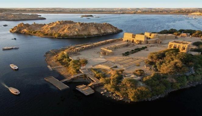11 Tempat Wisata Di Aswan Mesir Yang Mempesona para Wisatawan