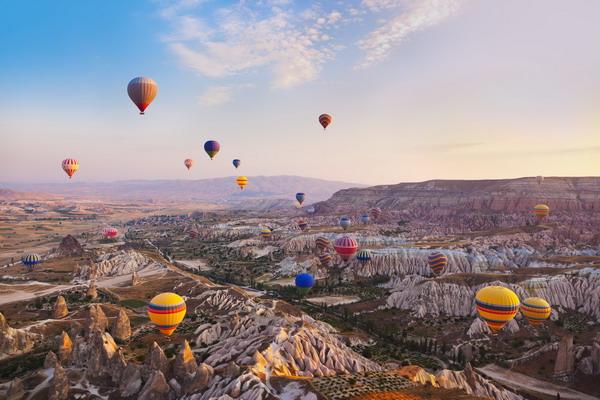12 Tempat Indah di Turki yang Wajib Banget Kalian Kunjungi