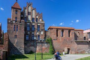 Medieval Defensive City Walls