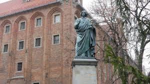 Monument of Nicolaus Copernicus