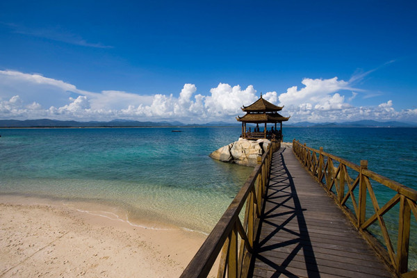 16 Tempat Wisata Di Hainan Tervaforit Wisatawan