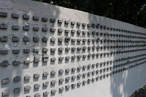 Holocaust Memorial Wall