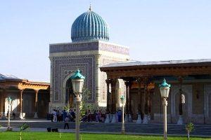 Makam Imam Al Bukhari