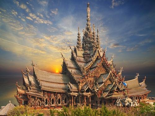 19 Tempat Menarik di Pattaya Wajib Dikunjungi Saat Ke Thailand