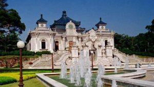 Yuanming-palace