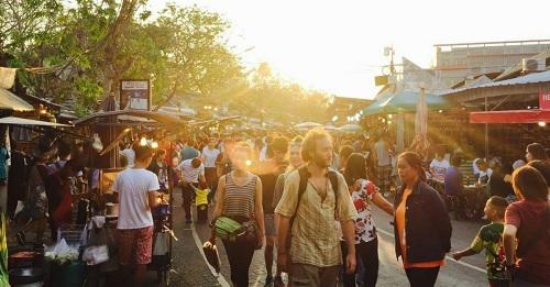 13 Tempat Shopping di Bangkok Termurah Wajib Dikunjungi