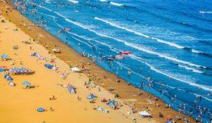 JInshatan beach