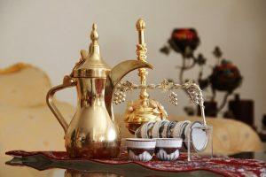 Kopi dan teko Arab