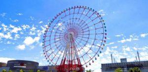 PAlette ferris wheel