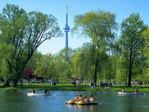 Toronto Islands Park