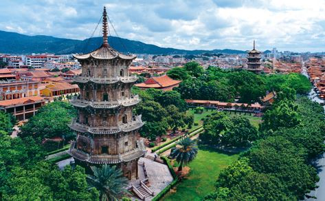 11 Tempat Wisata di Quanzhou China Yang Wajib Dikunjungi
