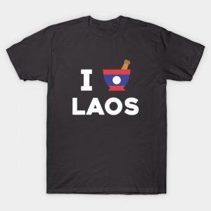 Kaos Khas Laos