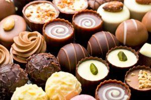 Cokelat Lokal Buatan Yordania