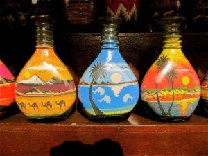 Lukisan Pasir Dalam Botol