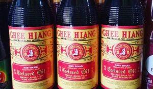 wijen oil