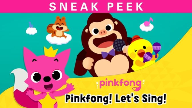 Pinkfong Sneak Peek