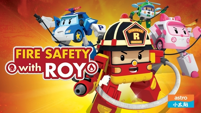 Fire Safety With Roy