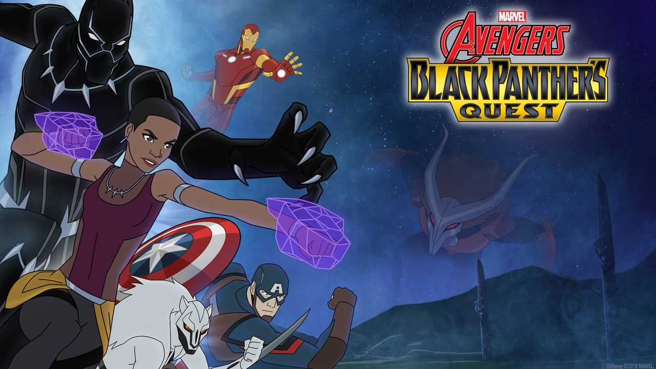 Marvel'S Avengers: Black Panther'S Quest