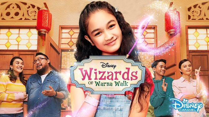 Wizards Of Warna Walk