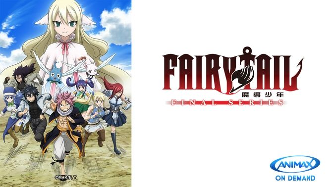 Fairy Tail Final Series