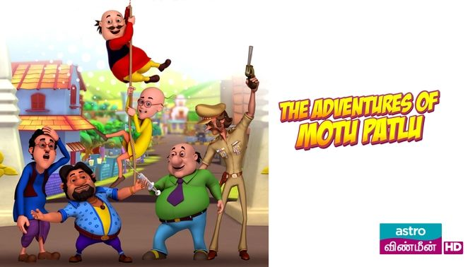 The Adventures Of Motu Patlu