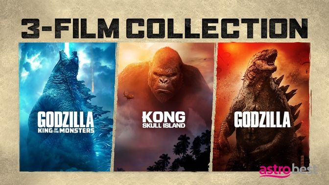 Godzilla 3-Movie Collection