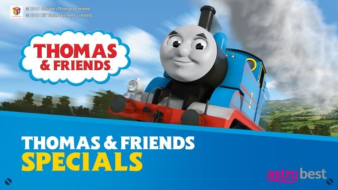 Thomas & Friends Specials