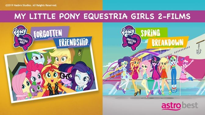 My Little Pony Equestria Girls 2-Film