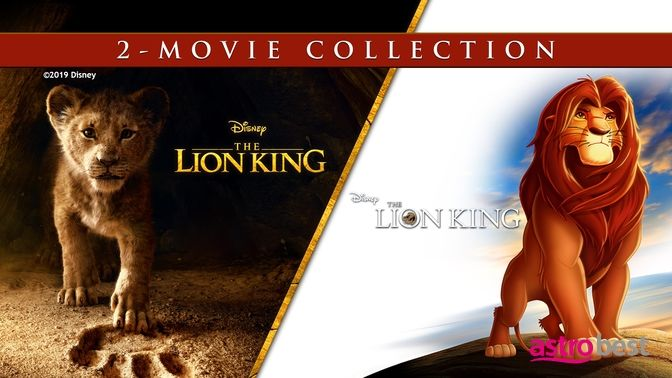 The Lion King 2-Movie Collection