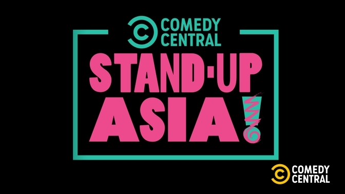 COMEDY CENTRAL STAND-UP, ASIA!