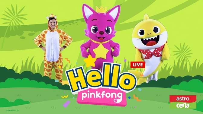 Hello Pinkfong Sneak Peek
