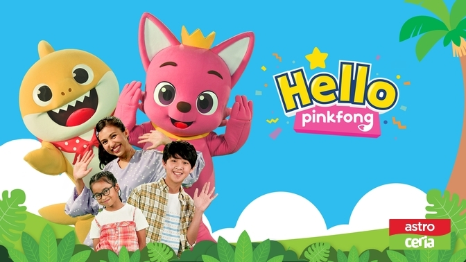 Hello Pinkfong