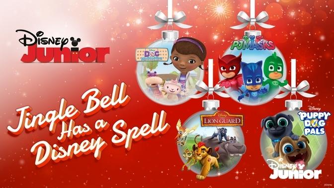 Jingle Bell Has A Disney Spell
