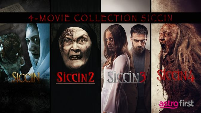 4-Movie Collection Siccin