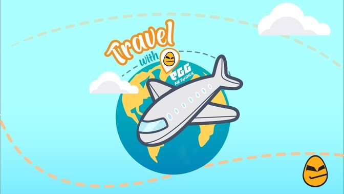 TRAVEL WITH EGG NETWORK
