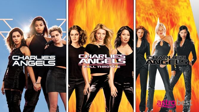 Charlie'S Angels 3-Movie Collection