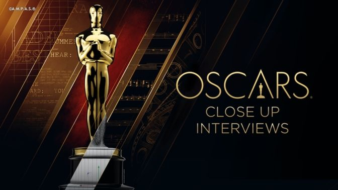 Oscars 2020 Close Up Interview