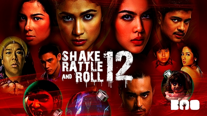 Shake Rattle And Roll 12
